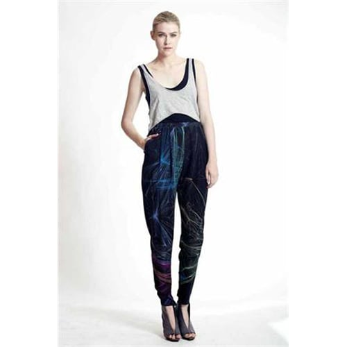 Perspective Pant $365, Ginger & Smart