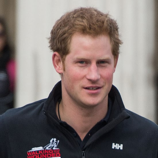 Prince Harry, Walking With The Wounded South Pole Race