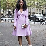 Give a Timeless Dress a High-Fashion Twist