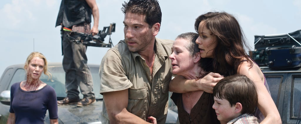 Will Jon Bernthal Be in The Walking Dead Season 9?