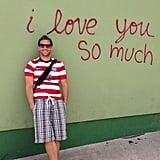 So, We Love You, Too, Juan Pablo