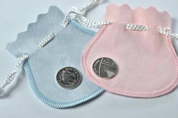 Money won't buy you one of the Royal Mint's lucky silver pennies, but if you live in the UK and welcomed a new baby on July 22, you can apply to receive one on their Facebook page!