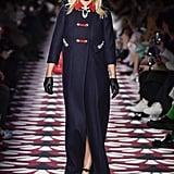 Rita Ora on the Miu Miu Fall 2020 Runway at Paris Fashion Week