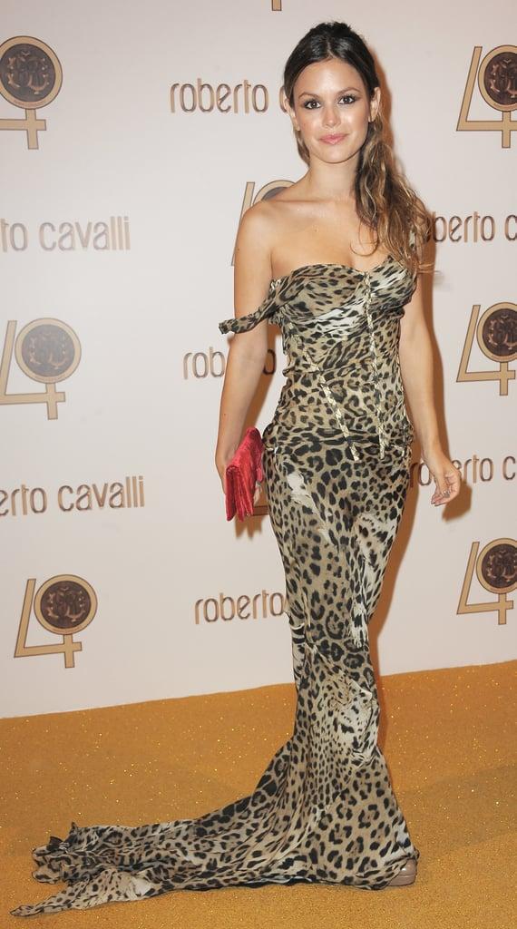 Best Animal Print Red Carpet Moments Popsugar Fashion