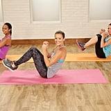 15-Minute, Full-Body Workout