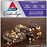 Atkins Nutty Fudge Brownie Bars