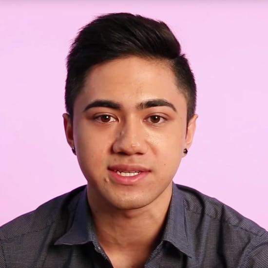LGBTQ+ First Kiss Stories on GLAAD's Amp