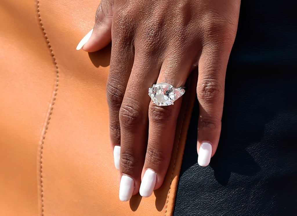 Ciara's Engagement Ring