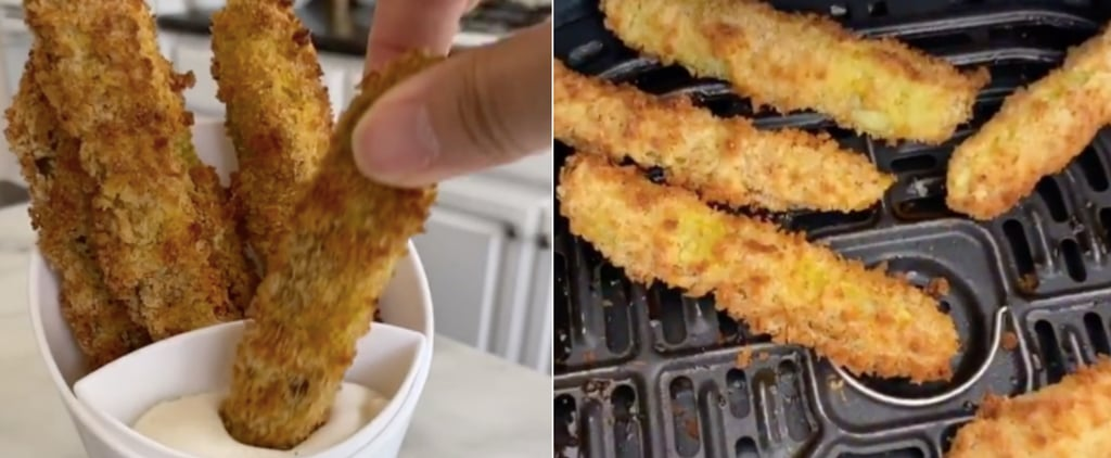 How to Fry Pickles in the Air Fryer