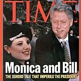 Monica Lewinsky's Alleged Tell-All Book