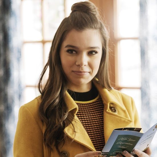 Hailee Steinfeld Speaking About Pitch Perfect 4 Video