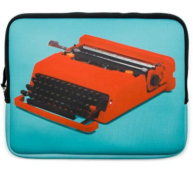 Typewriter Laptop Sleeve: Love It or Leave It?