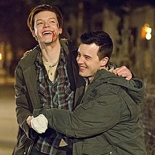 Ian and Mickey, Shameless