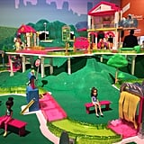 Barbie on-the-Go Playsets