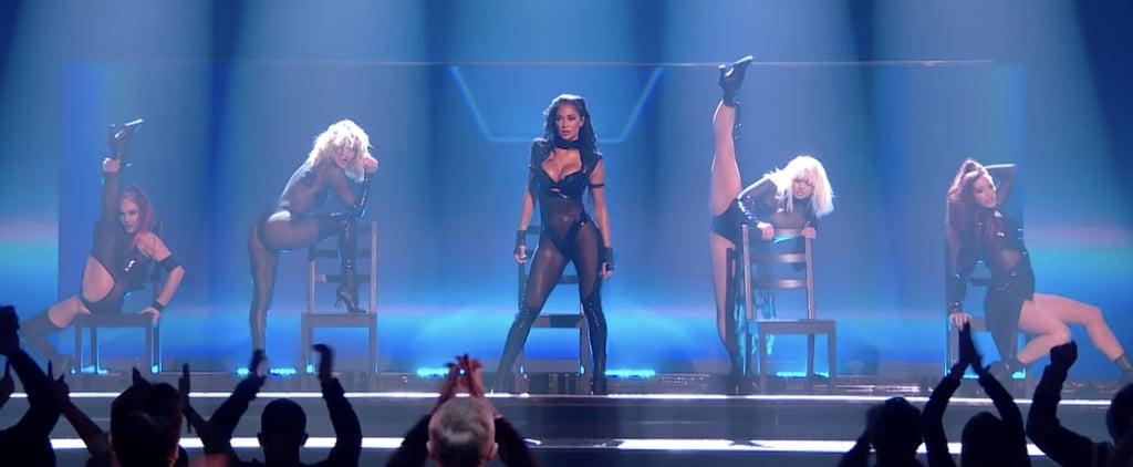 The Pussycat Dolls Reunite on X Factor: Celebrity | Video
