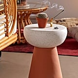 Abbie Ceramic Side Table