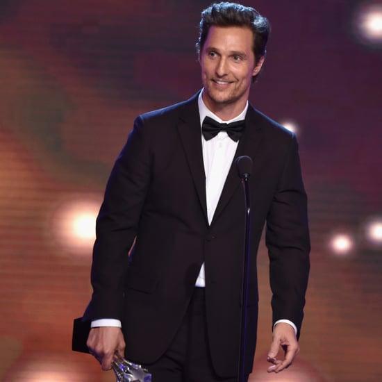 Red Carpet Winners 2014 Critics' Choice Television Awards