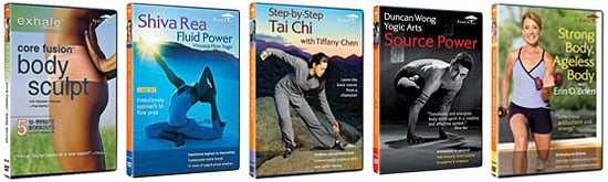 Need a New Exercise DVD? Watch Video Previews Here