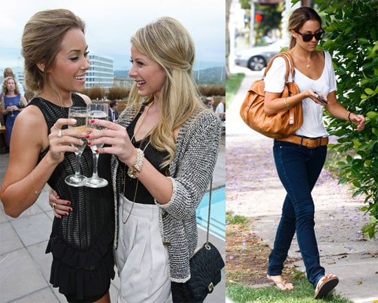 Photos of Lauren Conrad and Lo Bosworth at LA Candy Book Launch Party