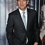 Clive Owen looked good at a Paris event.