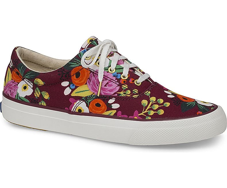Rifle Paper Co.  Floral Sneakers