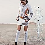 Star Wars BB-8 Girls Bomber Jacket ($45, originally $60)