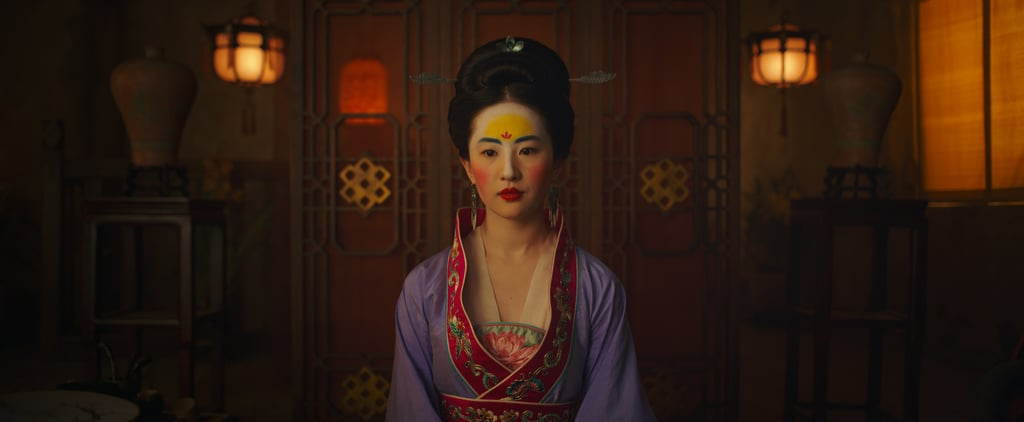 The Hair and Makeup In Mulan Interview