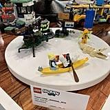Lego Hidden Side Boat