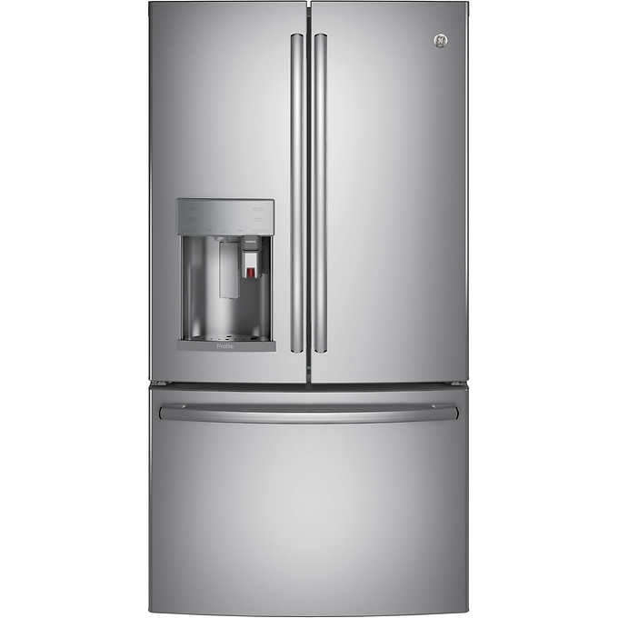 Ge French Door Refrigerator With Keurig Brewing System Costco