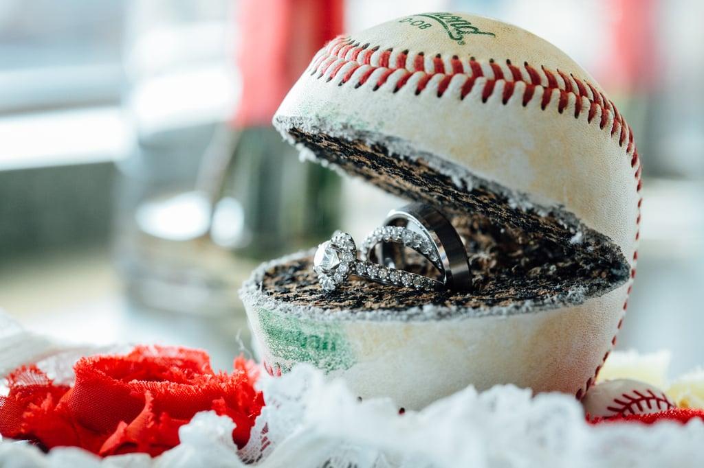 Rings in a Baseball