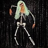 Glow-in-the-Dark Skeleton Bodysuit
