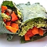 Paleo: Guacamole Wraps