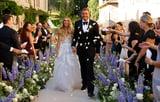 Caroline Wozniacki's Stunning Wedding Dress Is Dreamier Than the Tuscan Sun