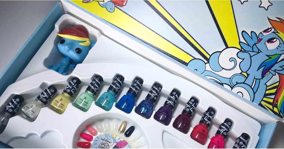See It Here First: Every Polish From China Glaze's My Little Pony Collection