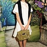 Alexa Chung: Mulberry Alexa Bag