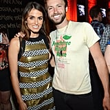 Nikki Reed and husband Paul McDonald were together at the Breaking Dawn Part 2 party at Comic-Con.