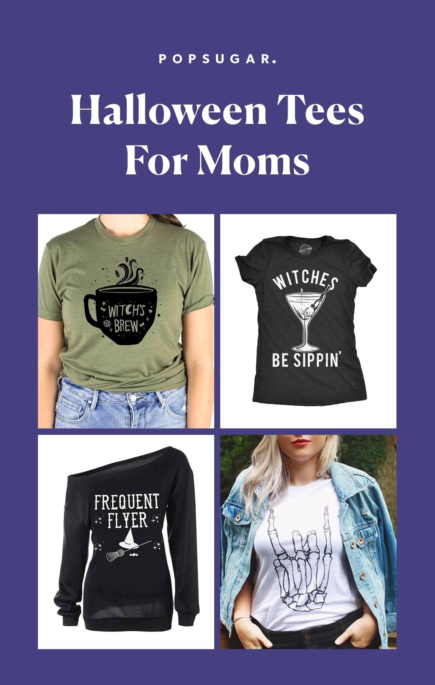 Halloween Tees For Moms Popsugar Family