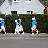Smurfs Crossing