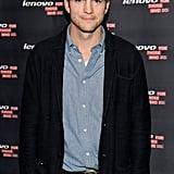February 7 — Ashton Kutcher