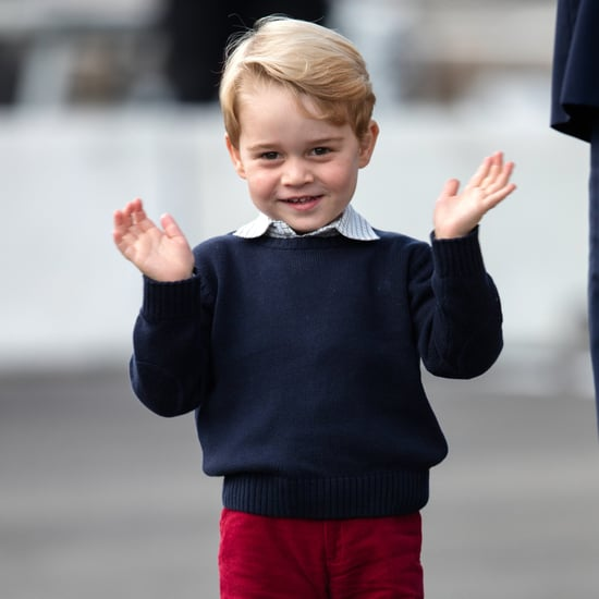 Prince George Mai 2017