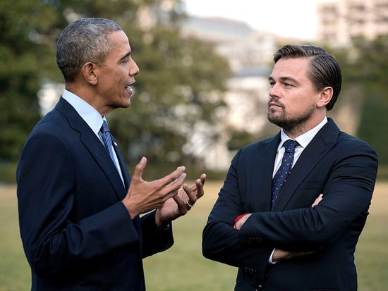 President Obama Will Meet with Leonardo DiCaprio to Talk Climate Change at White House