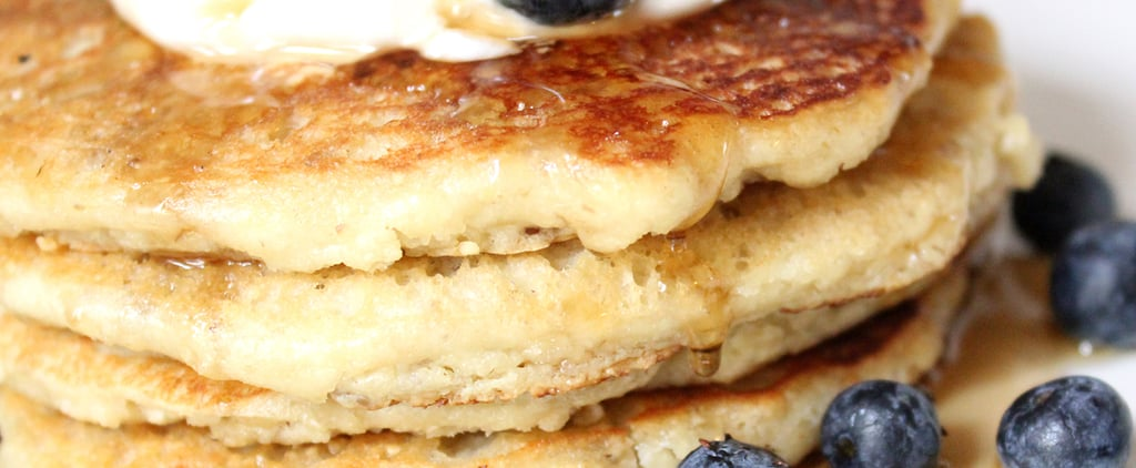 Healthy, Low-Carb, Gluten-Free Recipes: Almond Pancakes