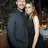 The pair linked up for a cute photo at an LA event in December 2016.