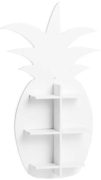 H&M Pineapple-Shaped Shelf
