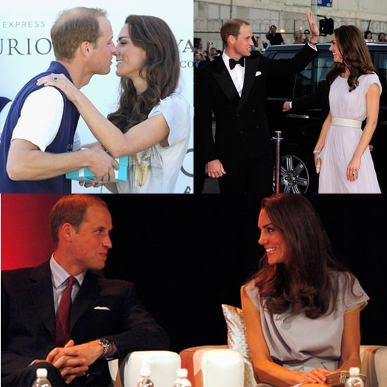 Prince William and Kate Middleton's Cutest Cali Moments