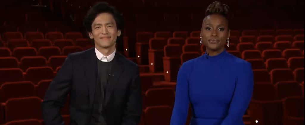 Watch Issa Rae Dish Shade at Oscars' Best Director Snubs
