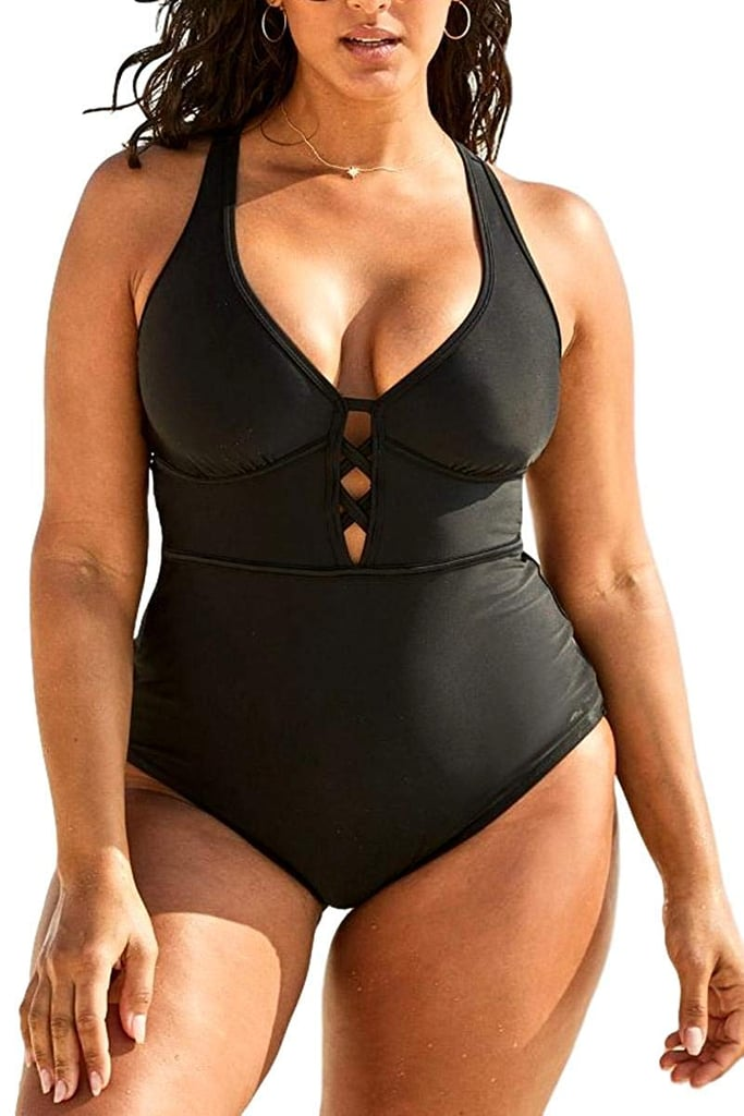 FlatterMe Sexy One-Piece Swimsuit