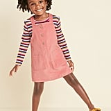 Corduroy Skirtalls for Toddler Girls  | Old Navy