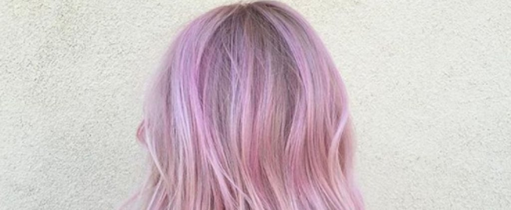 Spring's Coolest Hair Color Is – You Guessed It – Millennial Pink