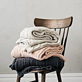 Classic Knit Throw